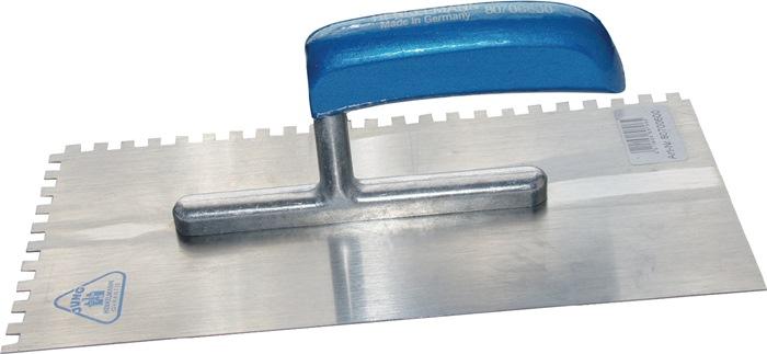 Pleistersp.l280mm B.130mm dkt.0,7mm td.6x6mm blad v.geh.st. geb.gr.m.beuken heft