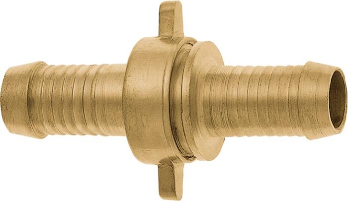 Slangaanschroefstuk 3/4 inch-13mm 3/4-13mm 3/4-13mm ZV Karasto