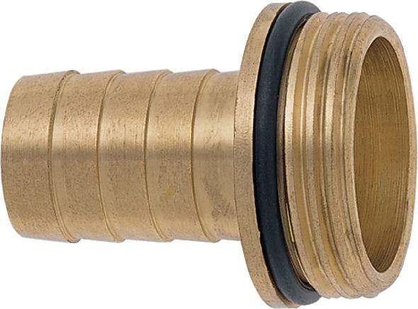 Schroefverbinding 1/3 3/4 -13mm m. O-ring 3/4-AG ZV GEKA