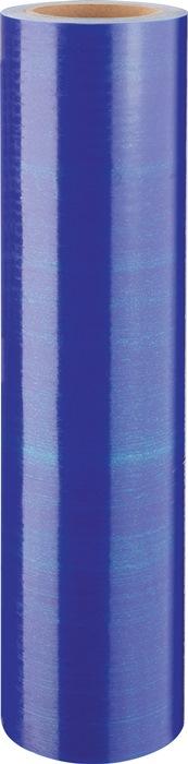 Beschermfolie v. glas SW 36 100m x500mm blauw-transparant rol IKS