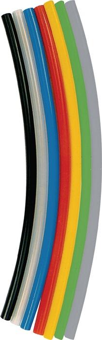 Polyamideslang (PA 12) zwart slangbuiten-d. 10mm slangbinnen-d. 8mm st.