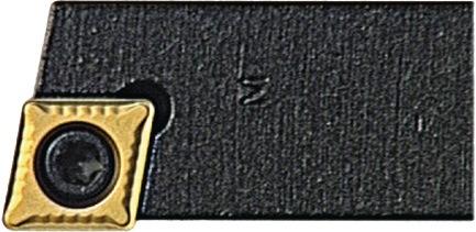 Klemdraaihouder SCACL 1212 F09 links gebruineerd uitwendig draaien PROMAT