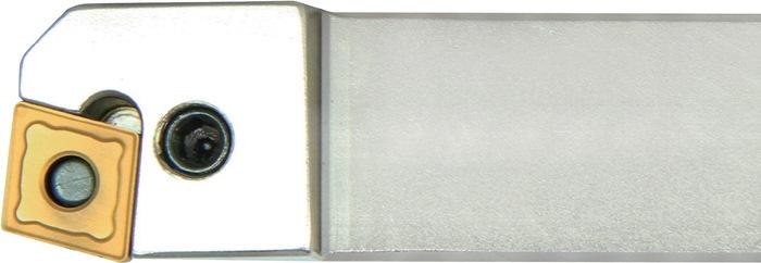 Klemdraaihouder PCBNR 2020 K12 rechts gebruineerd uitwendig draaien PROMAT