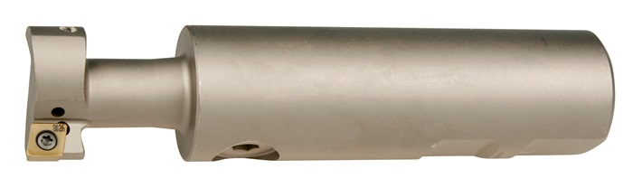 T-groeffrezen CCMX6 d.25mm vernikkeld met IK PROMAT