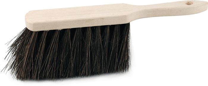 Handveger Avenga lengte 280 mm met houten rug 4 rijen SOREX