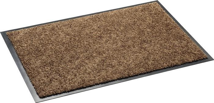 Vuilvangmat bruin B.900xL.1500mm wasbaar