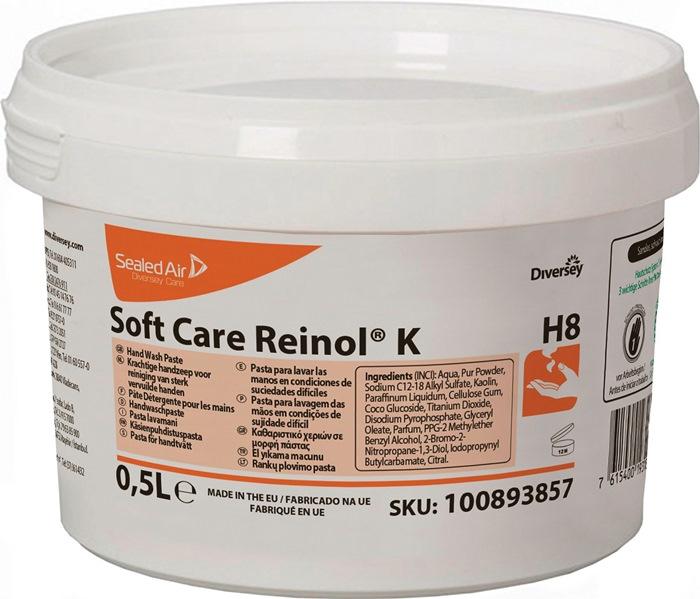 Handwaspasta Softcare Reinol K 0,5l sterke verontreiniging