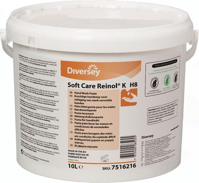 Handwaspasta Softcare Reinol K 10l emmer sterke verontreiniging