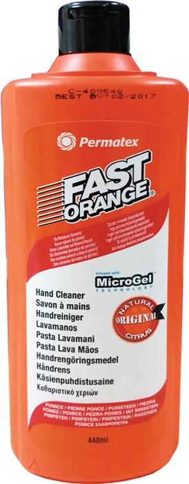 Handreiniger Fast Orange 440ml m. puimsteen fles 1st./VE
