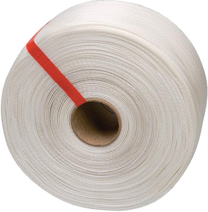 Omlegband polyester B13mm L1100m trekkracht 375daN VE=3rollen