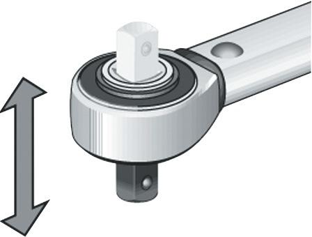 Mom.slDIN/EN/ISO6789 60-300 Nm 1/2in l 575mm DIN/EN/ISO6789 incltestcert.PROMAT