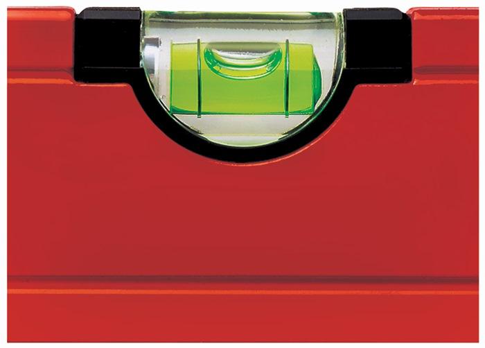 Waterpas SUPERSTAR L.50cm alu. gepoed. sterk profiel meetn. mind.0,5mm/m BMI
