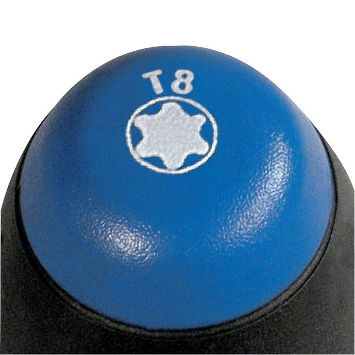 Set schroevendraaiers 7-delig TX TX 8/9/10/15/20/25/30 meercomponenten handgreep
