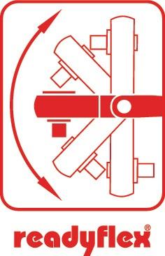 Set dopsleutels TORX 33-delig m.Readyflex ratel