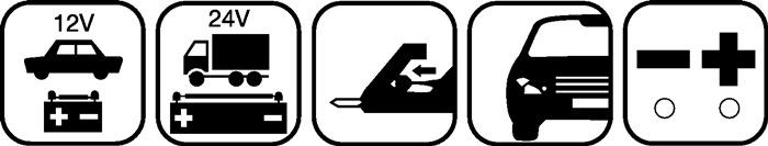 Spanningzoeker Car Check 3-48 V DC met kabeltestfunctie WEIDMÜLLER STEINEL