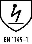 Veiligheidsoverall Decontex® CONCEPT 2800 mt.XL rood vlamvertragend + antistat.