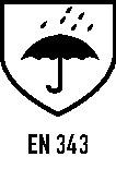 Zichtbaarheidsregenjack EN20471 klasse 3 mt.XXXL oranje/marine stretch