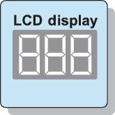 Digitale diepteschuifmaat DIN862 200mm rechte meetrail Brug-l.100mm PROMAT