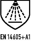 Veiligheidspak 4570 mt.L grijs type 5/6 1 stuk 3M