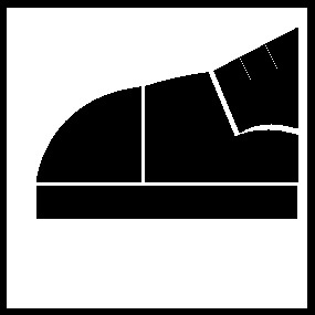 Veiligheidsrijglaars EN20345 ESD S3 SRC Teak mt.43 glad leer zwart extra neus