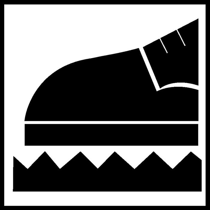 Acifort laars ENISO20345:2011 S5 SRA Rocker mt43 st.neus/zool zwart 100% waterd.