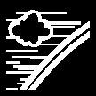 Veiligheids-PU-regenjack Manfred mt.M geel/zwart PU op PES-ondergr.,ca.190g/m2