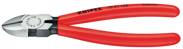 Zijsnijtang DIN ISO 5749 L.110mm gepolijst hndgrn van meerdere comp.
