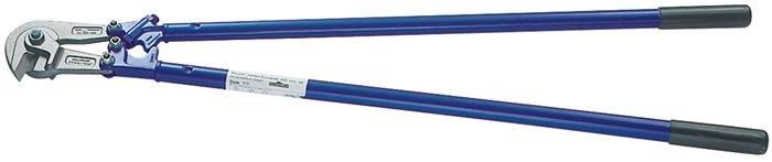 Betonschaar L.950mm b.40HRC draad zacht d.11mm middelhard d.9mm m.knststfgrepen