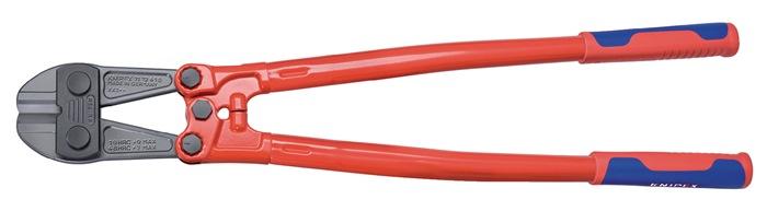 Betonschaar L760mm 2comp zacht 19 HRC d. 11 mm midd 40HRC d.9mm hard 48HRC d.8mm