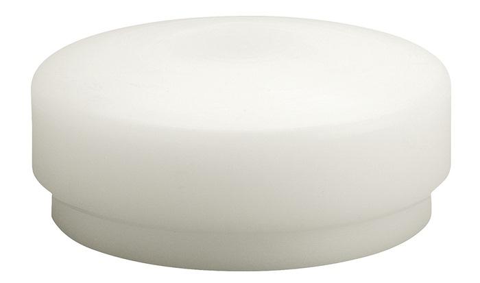 Kunststofhamerkop kop-d. 30mm nylon wit voor art.nr. 4000811550 PROMAT