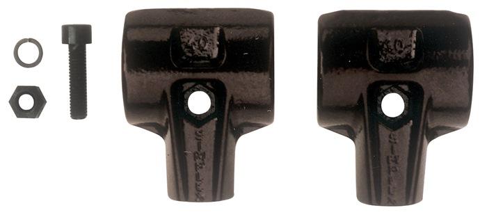 Behuizing van smeedbaar gietijzer D.40mm voor Simplex HALDER