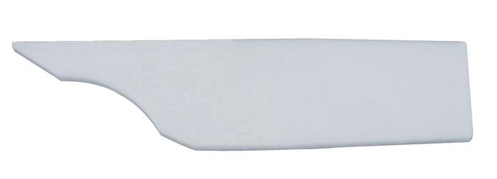 Kling voor keramische ontbramer concaaf v.art.nr.4000812463