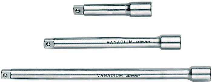 verlst DIN3123 ISO3316 1/4in. L 97mm verchr chr-vanad staal