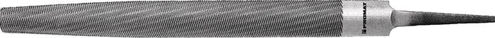 Halfronde vijl DIN7261-E L.250mm kap1 doorsn. 25x7mm PROMAT