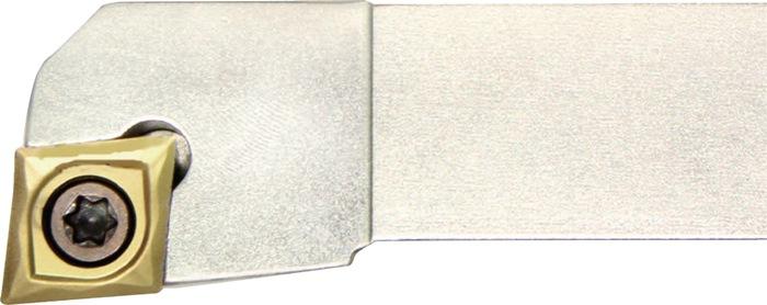 Klemdraaihouder SCLC 2525 M12-M-A li. vernikkeld uitwendig draaien PROMAT
