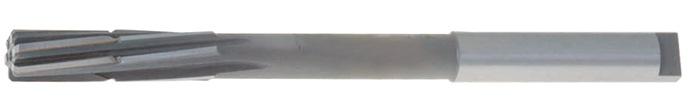 Machineruimer DIN8093 vorm B d.3mm VHM H7 PROMAT