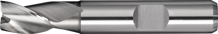 Schachtfrees DIN327 type N d.8mm HSS-Co8 3 sneden kort PROMAT