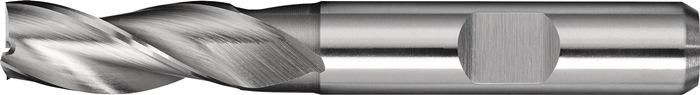 Schachtfrees DIN844 type N d.4mm HSS-Co8 3 sneden lang PROMAT