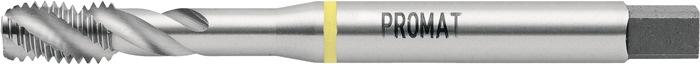 Machinetap DIN371 vorm C-AL M8 HSS-Co ISO2 (6H) 45 graden PROMAT