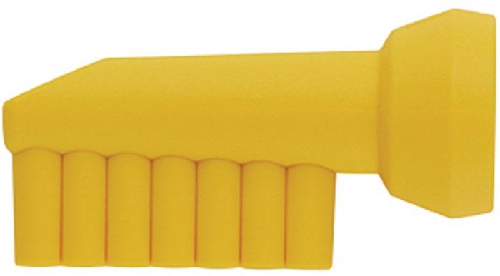 Meergatshoeksproeier maat 1/4inch 7 gaten 7 gaten zak met 2 stuks WIHA