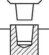 Snelspanboorhouder Supra SK spanw.1-13mm 1/2inch-20 v.rechts-/linksdraaiend RÖHM